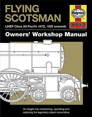 Flying Scotsman By Atkins, Phil