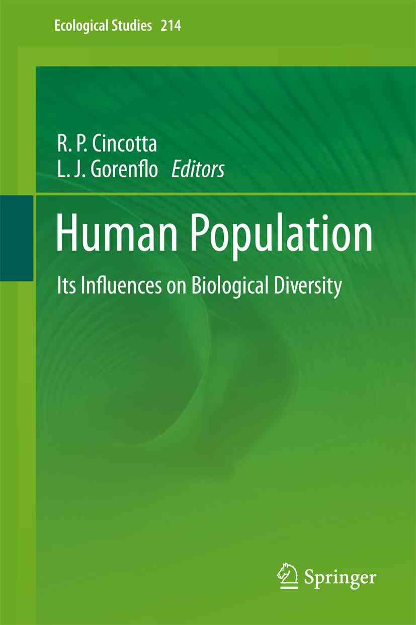 Human Population By Cincotta, Richard P. (EDT)/ Gorenflo, Larry J. (EDT)